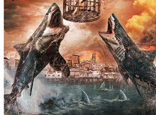 Exclusive: Empire of the Sharks Trailer Welcomes You to a Waterworld Gone Mad with Sharks
