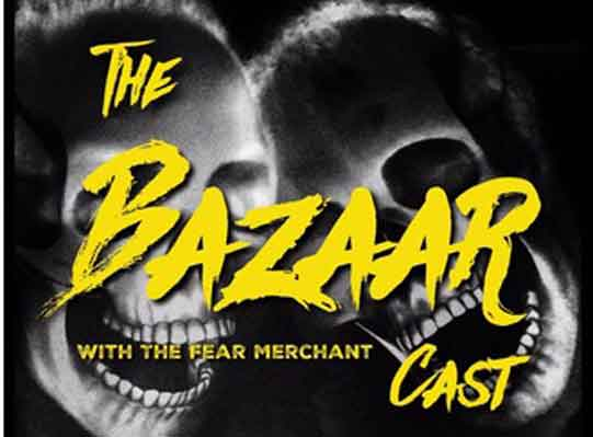 The Bazaar Cast with David Michael Latt