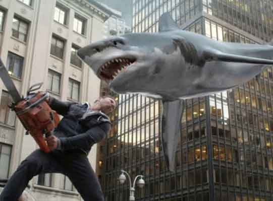 Syfy Greenlights Fifth 'Sharknado' Movie with Ian Ziering, Tara Reid