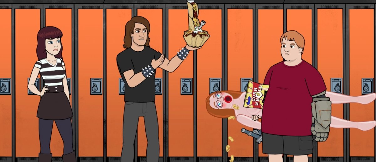 Todd And The Book Of Pure Evil: The End Of The End Review – A Heavy Metal Massacre In Cartoon Form