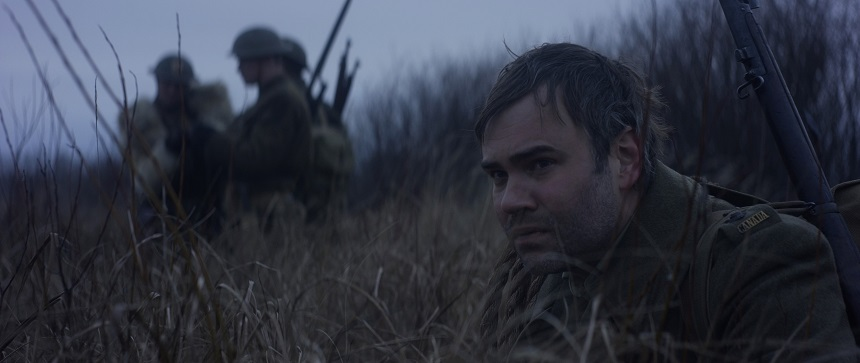 TRENCH 11: Our First Look at Rossif Sutherland in WWI Military Horror